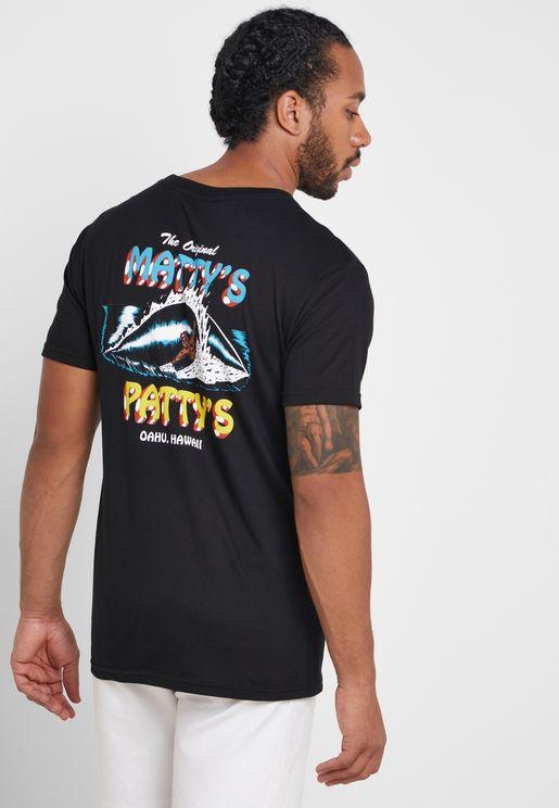 Matty's Patty's T-Shirt