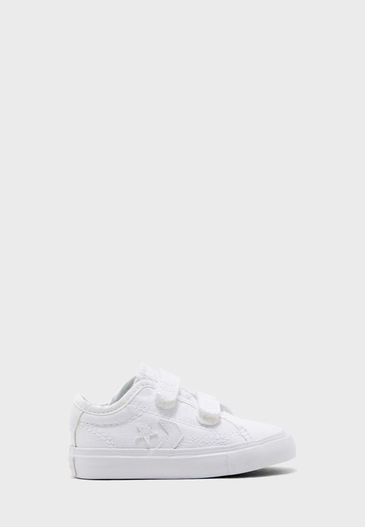 Infant Converse Star Replay 2V