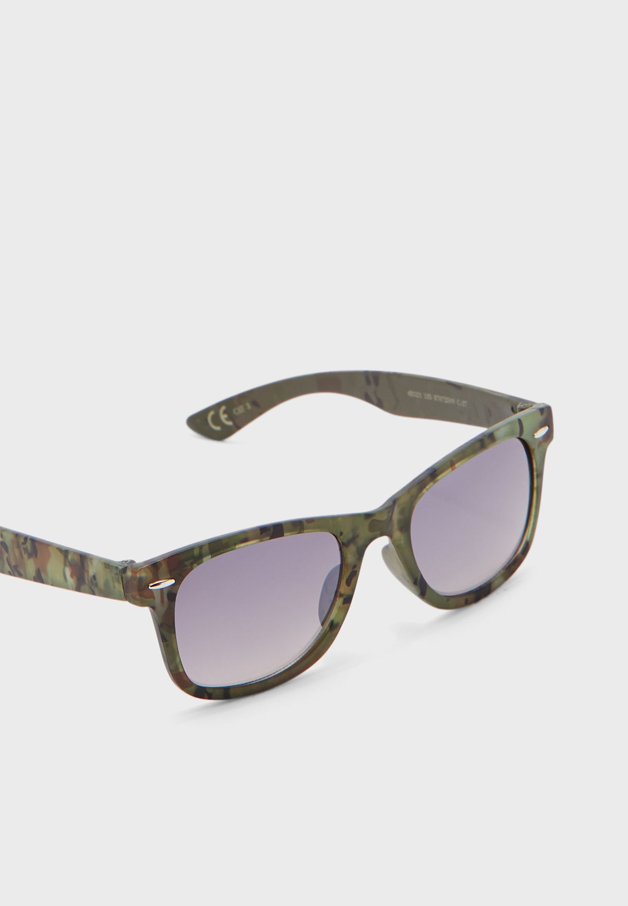 Kids Acetate Frame Sunglasses
