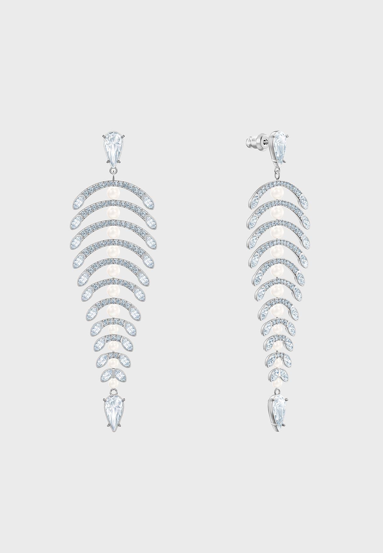 Polar Bestiary Drop Earrings