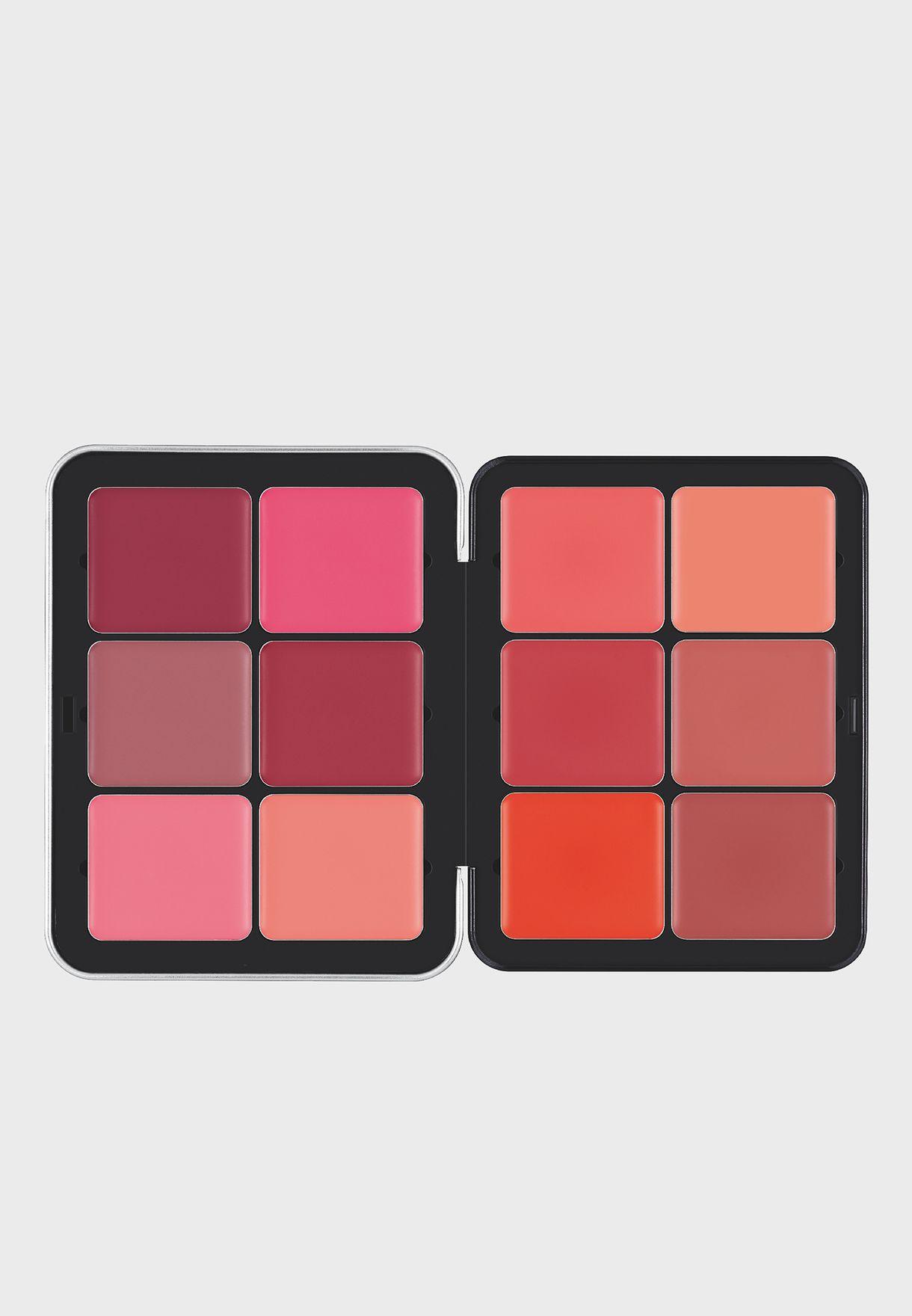 Ultra HD Blush Palette