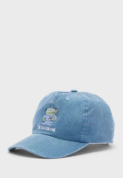 Kids Alien Duck Cap