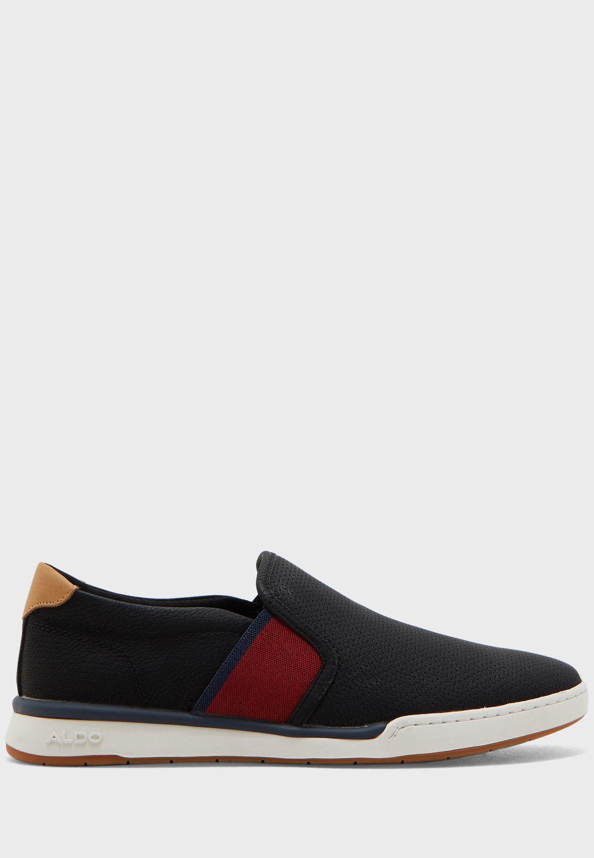 حذاء مبطن