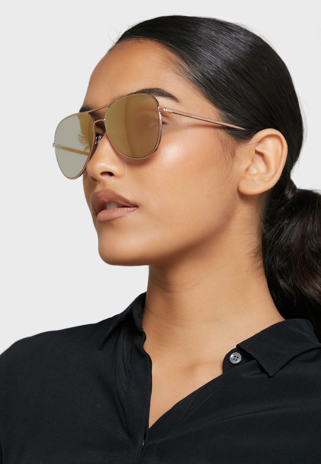0Mk1089 Oversized Sunglasses