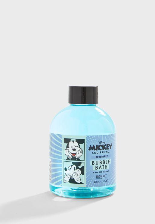 M&F Mickey Coconut Bubble Bath - 6Pk