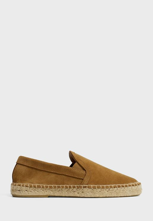 Espadrille Casual Slip On