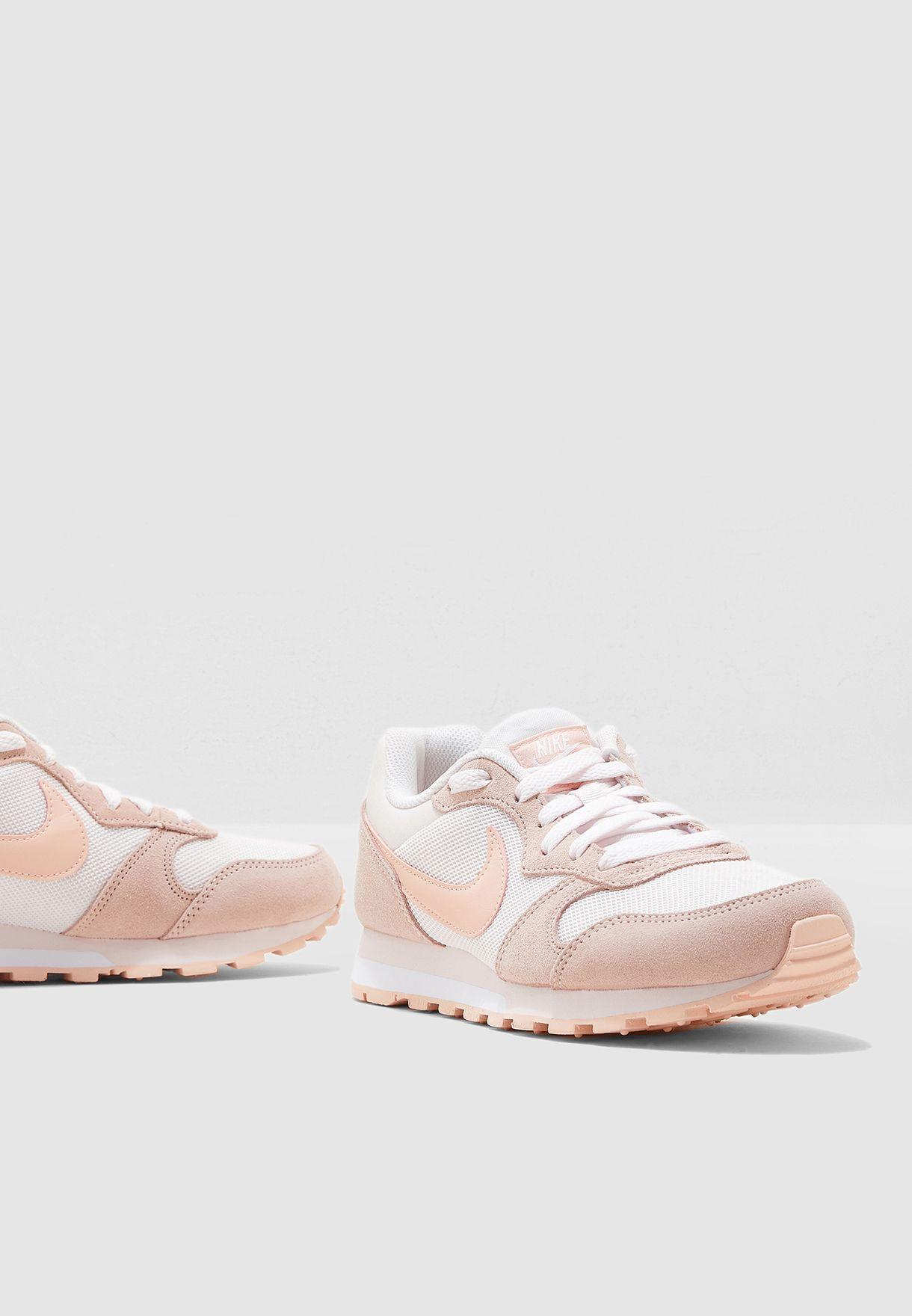 online retailer 188ef 334f9 Shop Nike pink MD Runner 2 749869-604 for Women in UAE - 72704SH50GEP