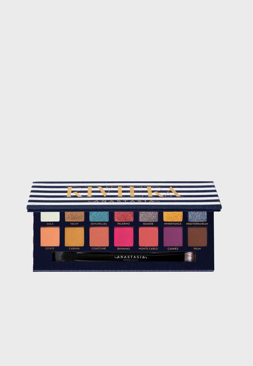 Eyeshadow Palette -Riviera