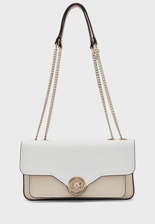 Belle Isle Chain Detail Crossbody