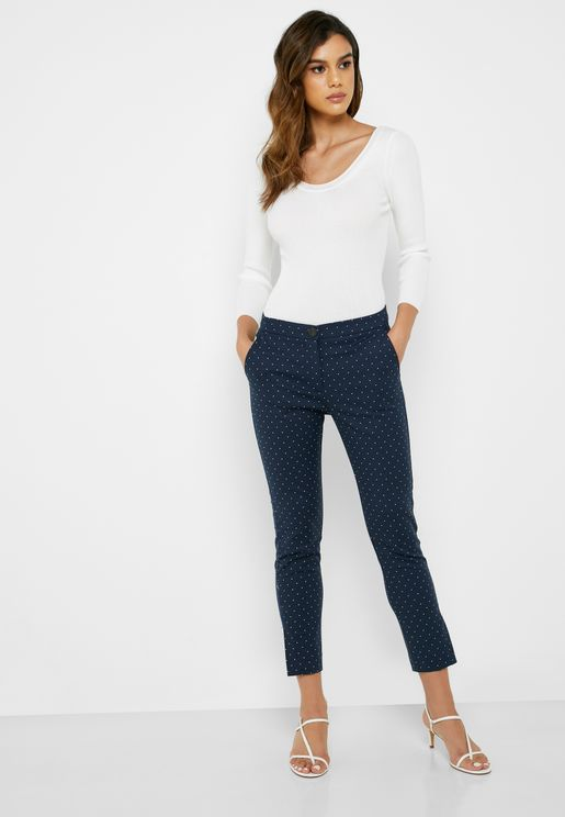 Dotted Pants