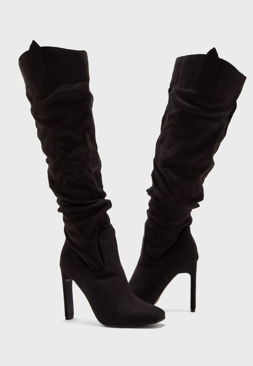 Peak High Knee Boot
