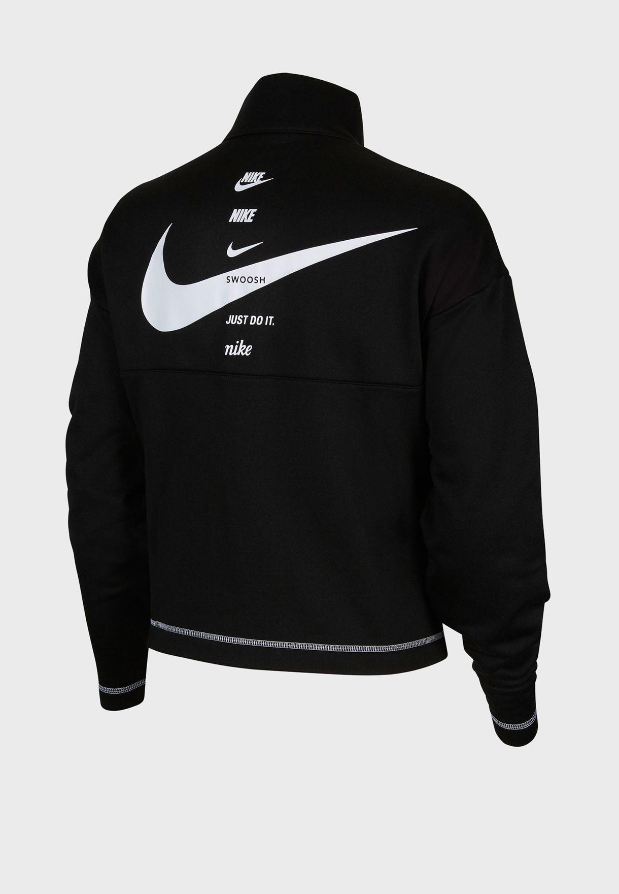 NSW Swoosh Fleece Sweatshirt