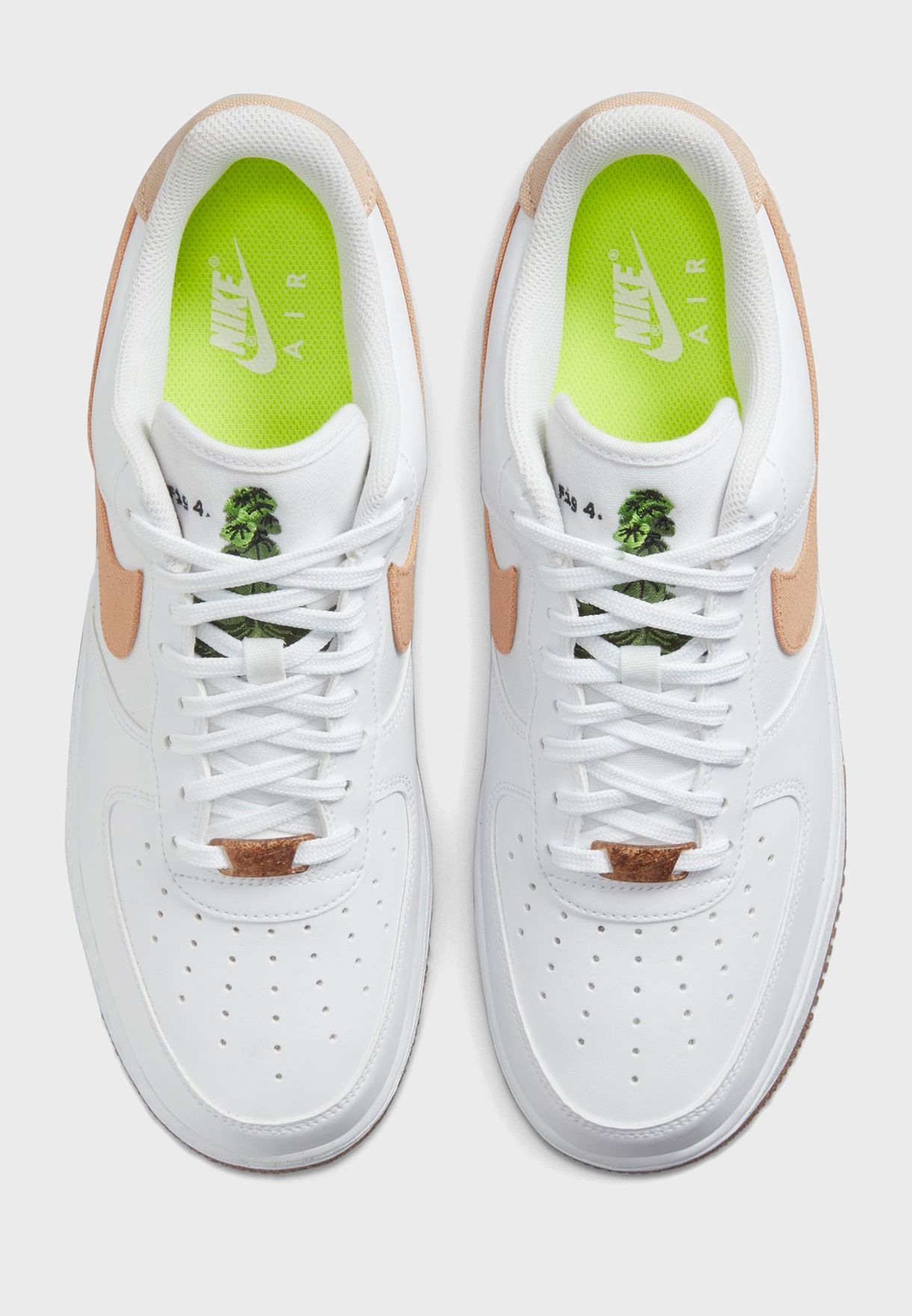 حذاء اير فورس 1 '07 ال في 8 موف 2 زيرو 2