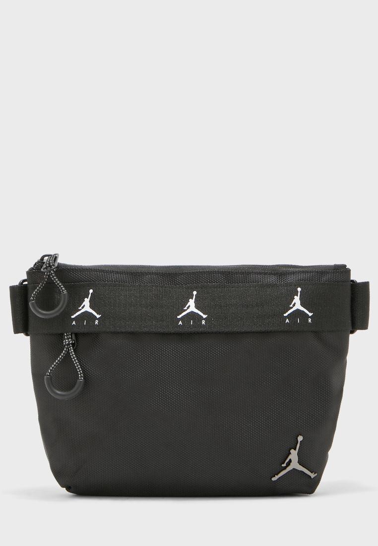 Buy Nike black Jordan Air Belted Bag