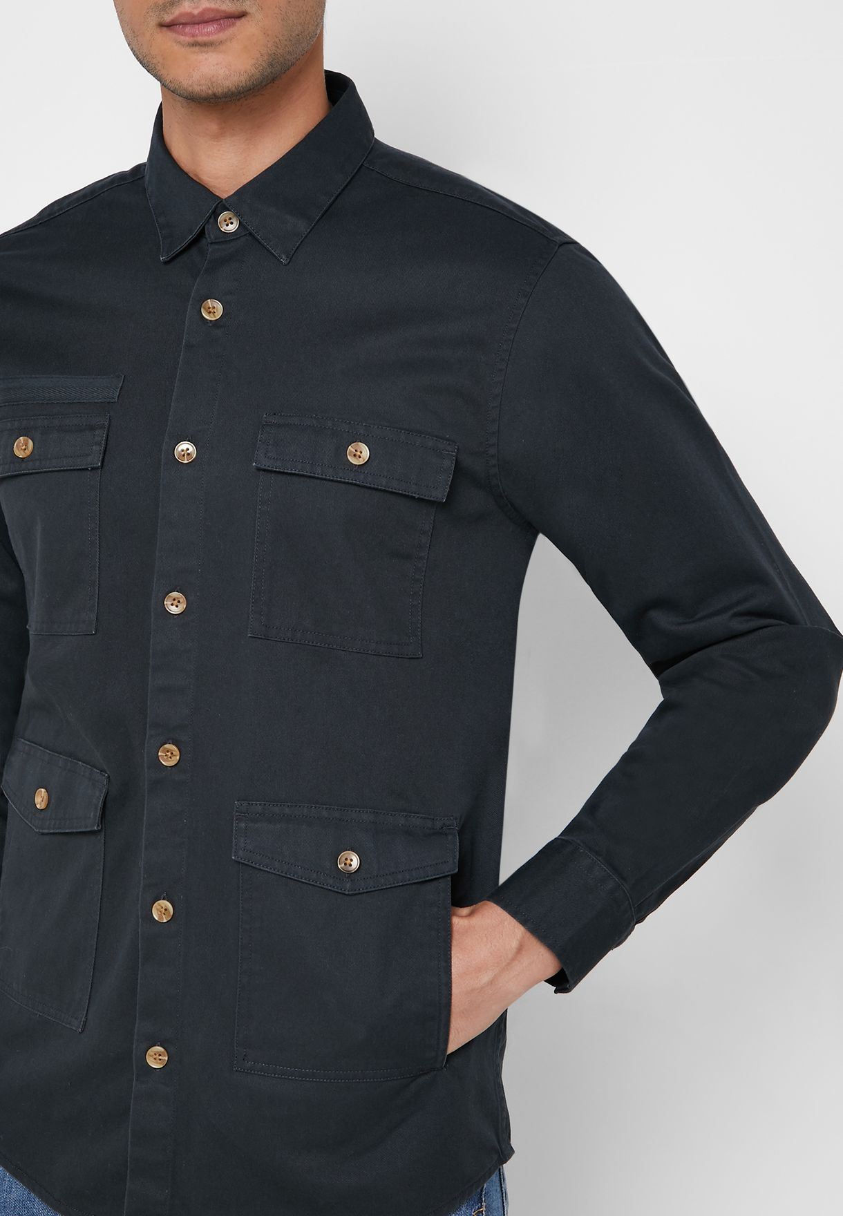 Orton Twill Workwear  Shirt