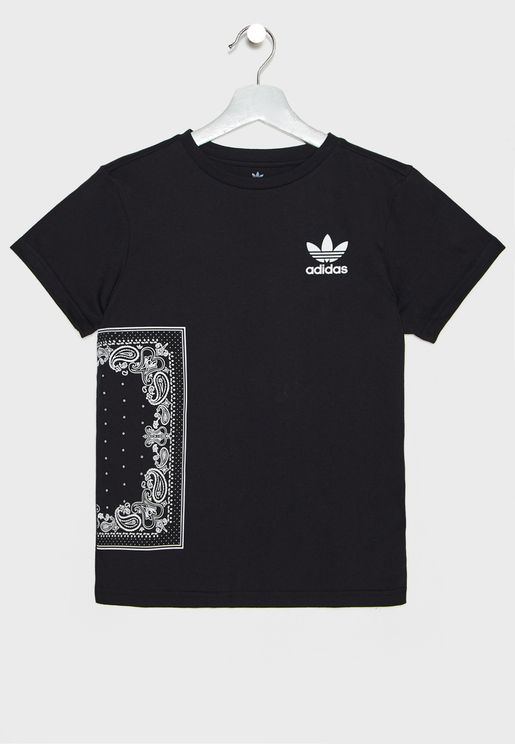Youth Bandana T-Shirt