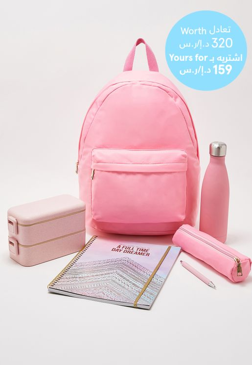 Namshi Back To School Kit Worth 320 AED/SAR