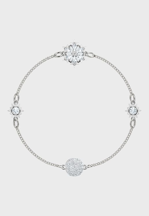 Swarovski Remix Collection Snowflake Strand Bracel