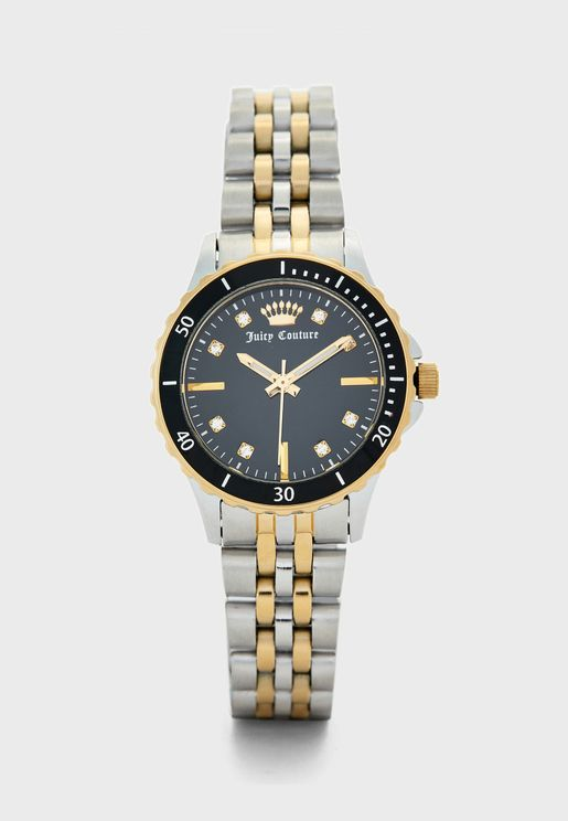 JC1137BKTT Analog Watch