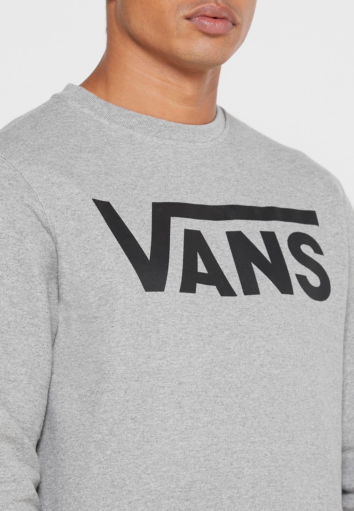 Cement Classic Sweatshirt