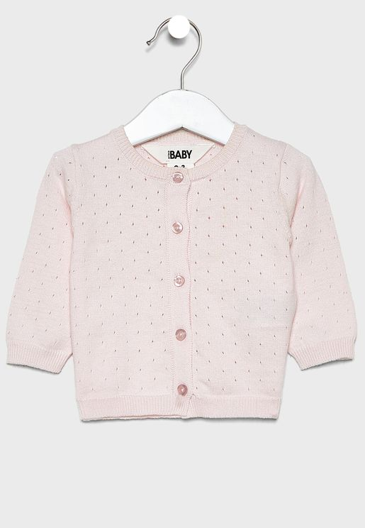 Infant Betty Knit Cardigan