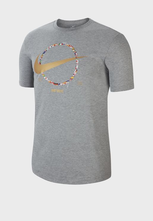 NSW Preheat Swoosh T-Shirt