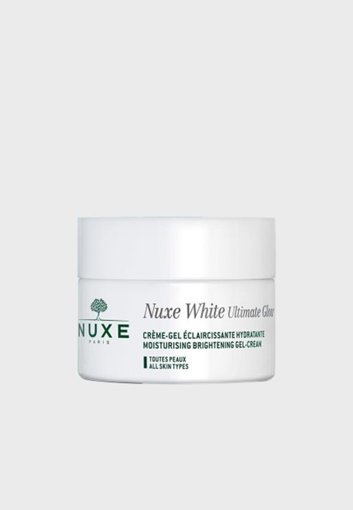 Nuxe White Ultimate Glow- Gel cream