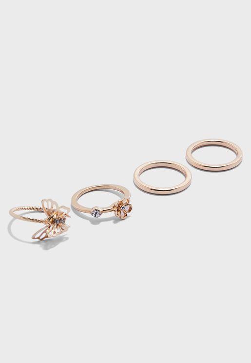 Multipack Edaleri Rings