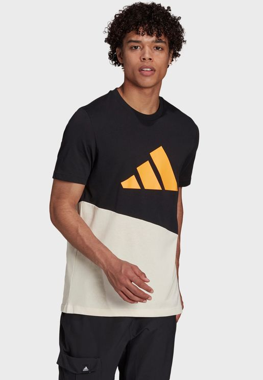 Future Block Graphic T-Shirt
