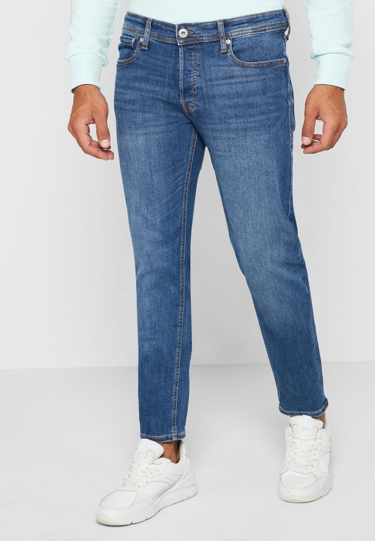 Mike Straight Fit Jeans