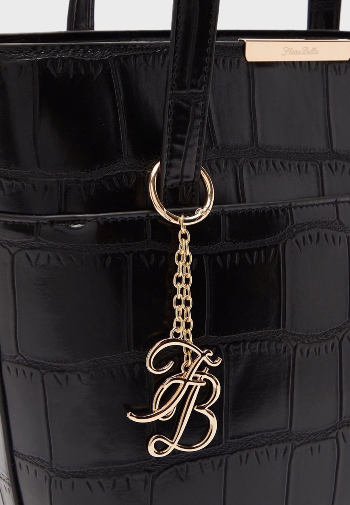Key Ring Detail Shopper