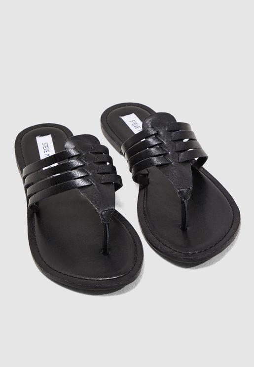 Callie Flat Sandal