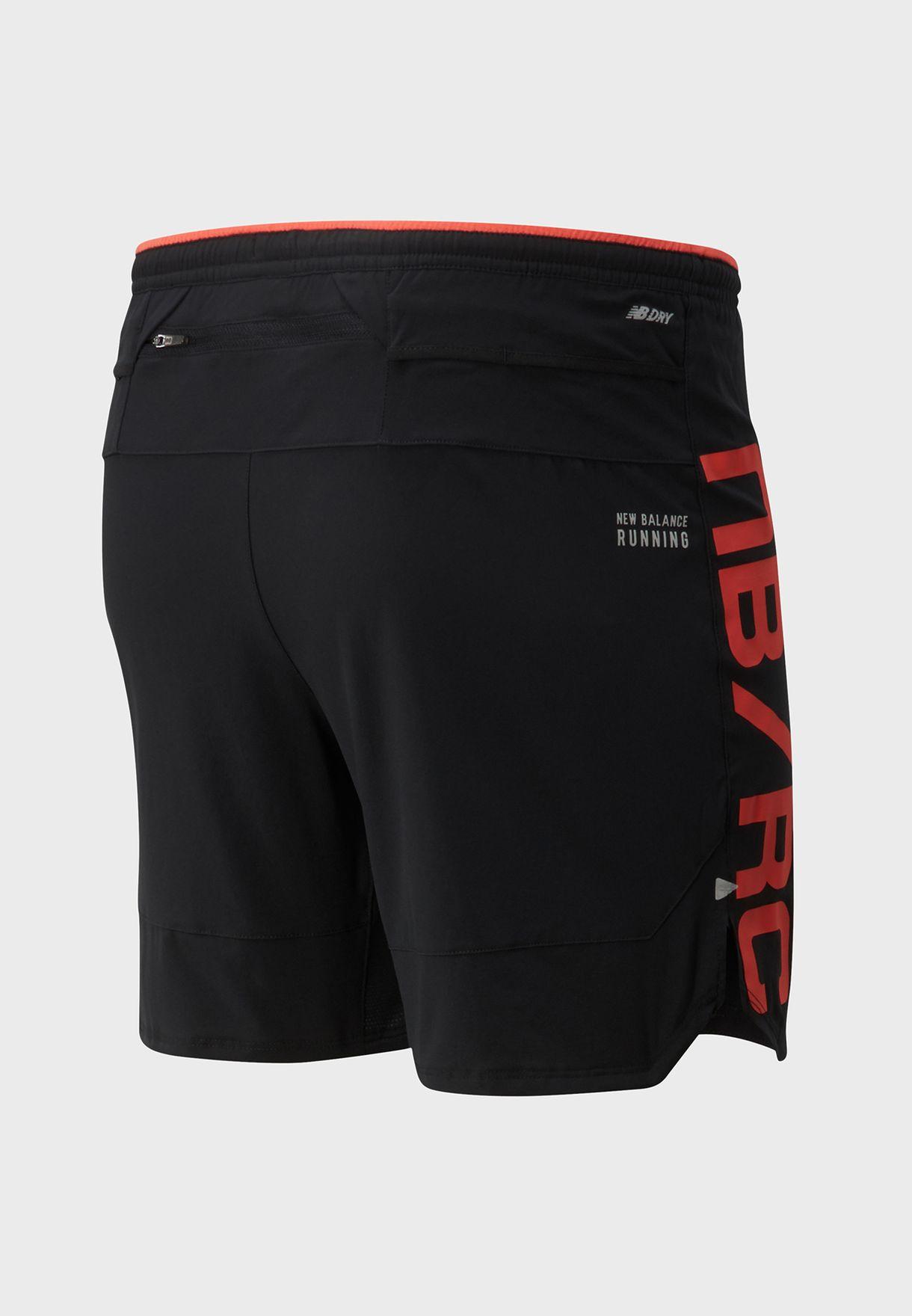 """7"""" Impact Printed Shorts"""