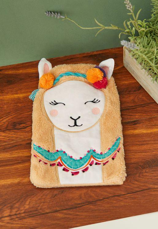 Llama Hot Water Bottle