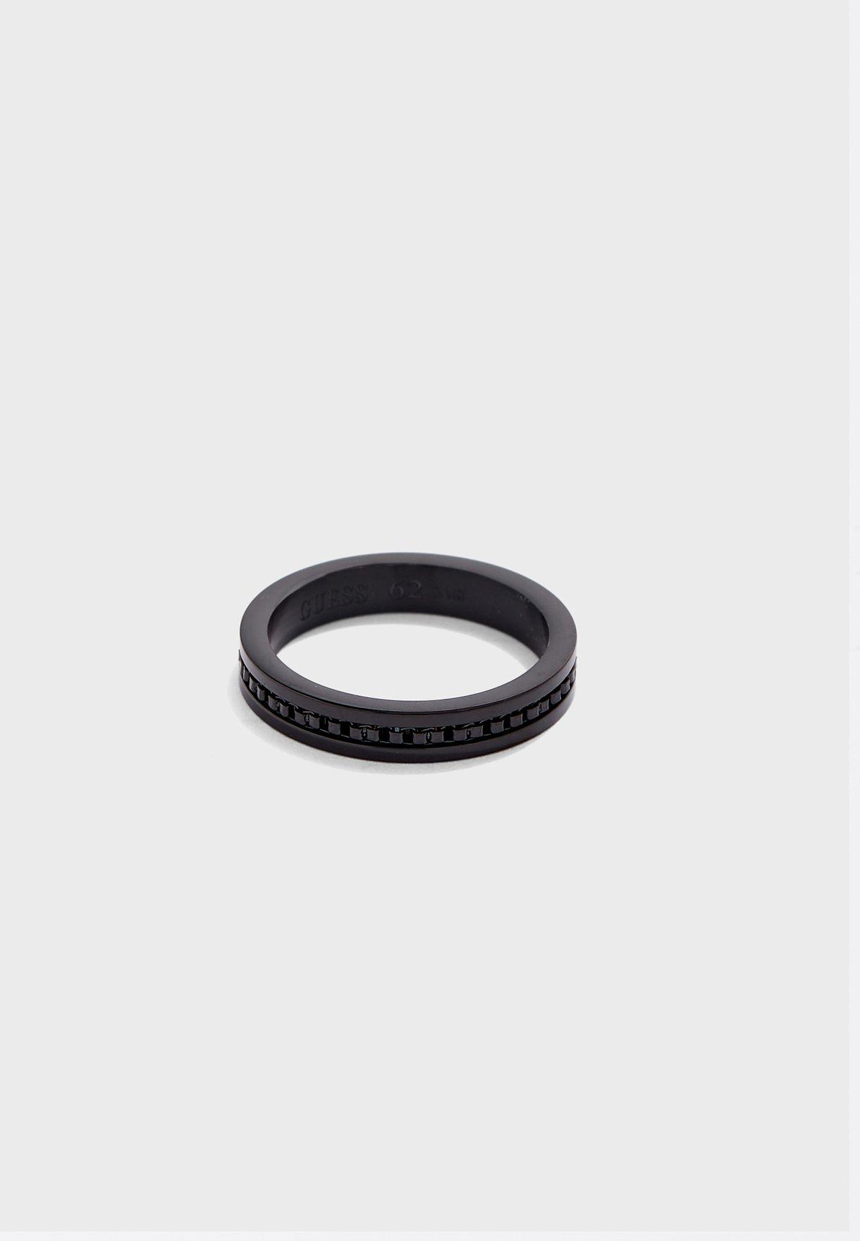 Thin Band Ring