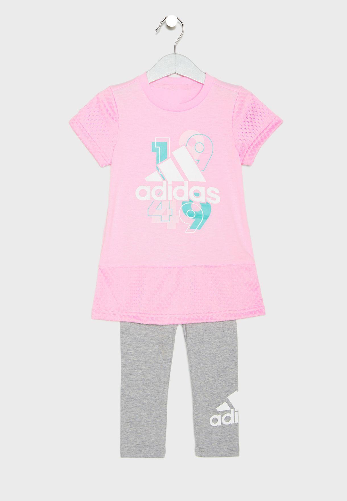Infant T-Shirt Set