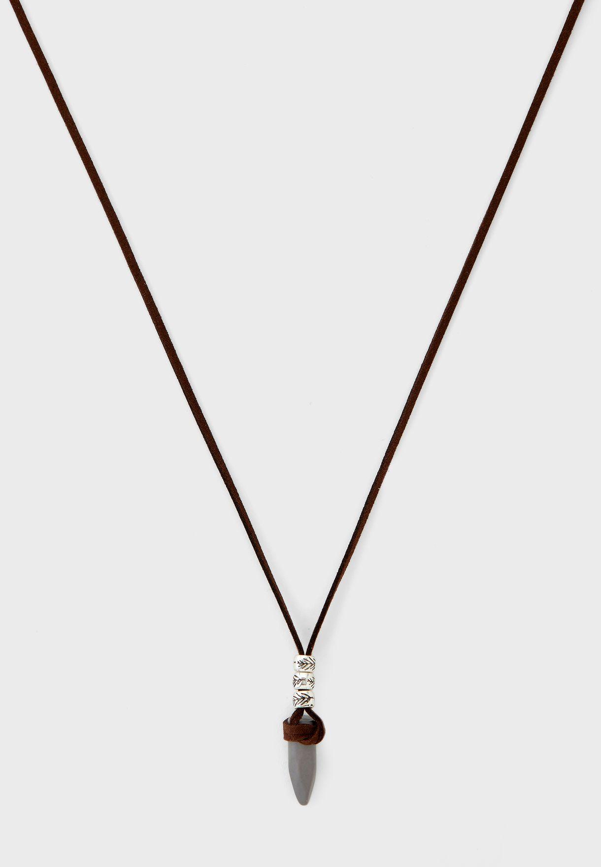 Mountainous Shard Necklace