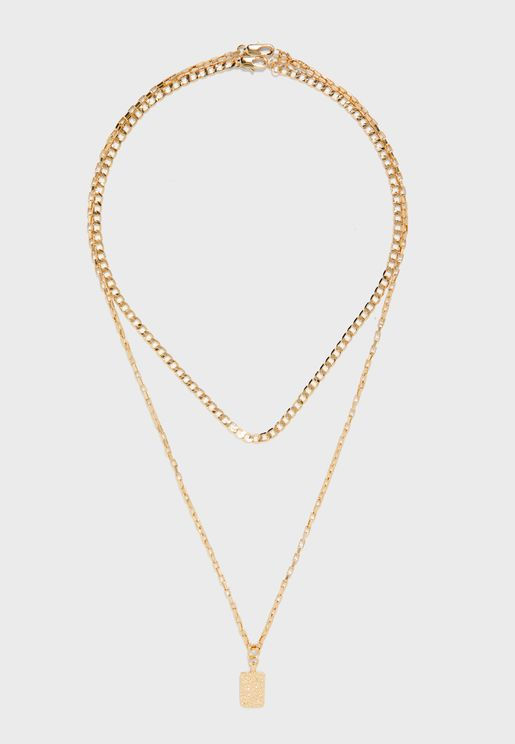 Natali Layered Necklace