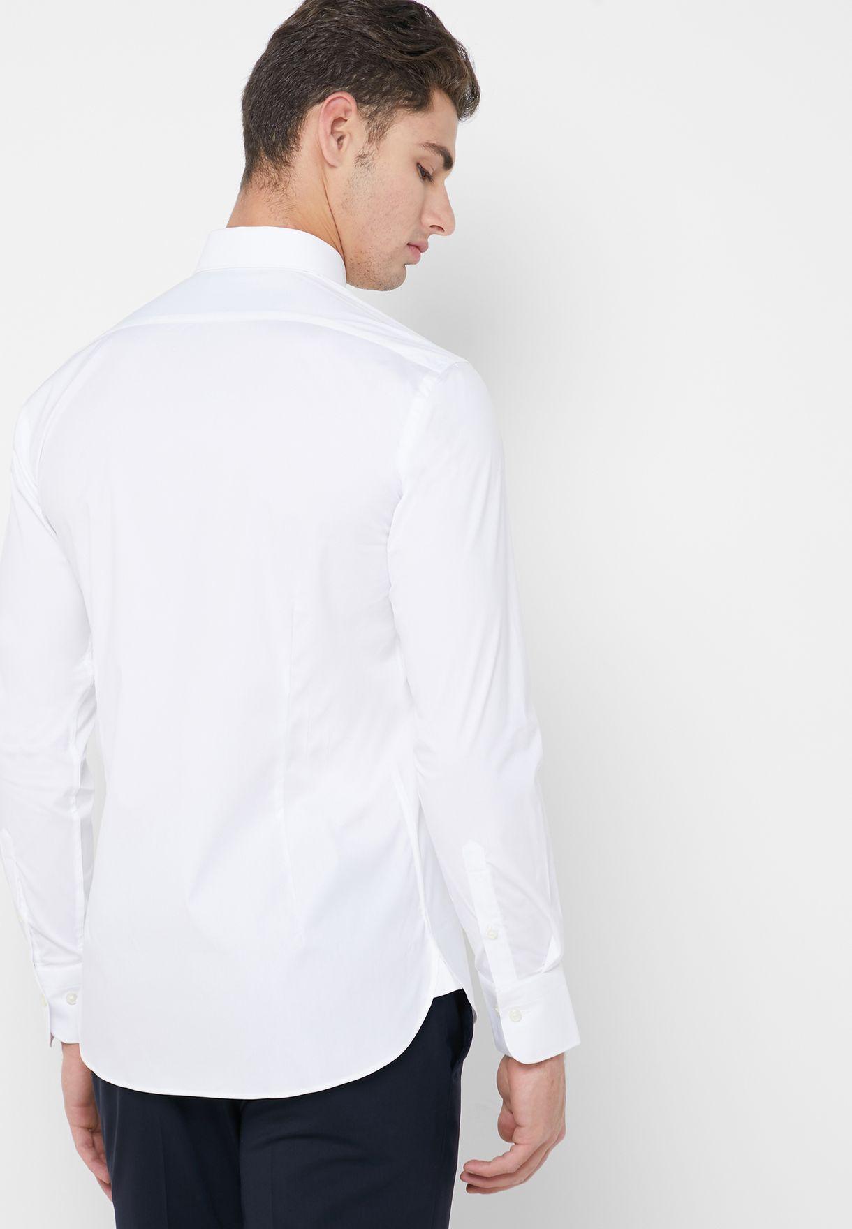 قميص بقصة سلم فيت