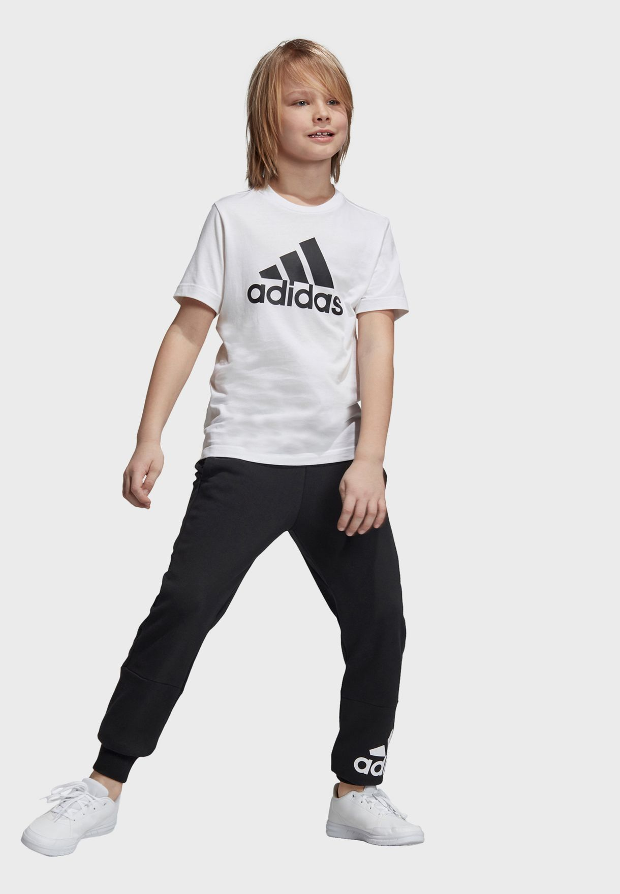 Youth Must Have Badge Of Sport T-Shirt