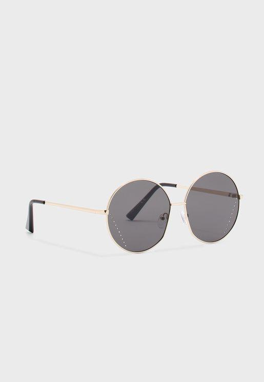Dioscuri Round Sunglasses