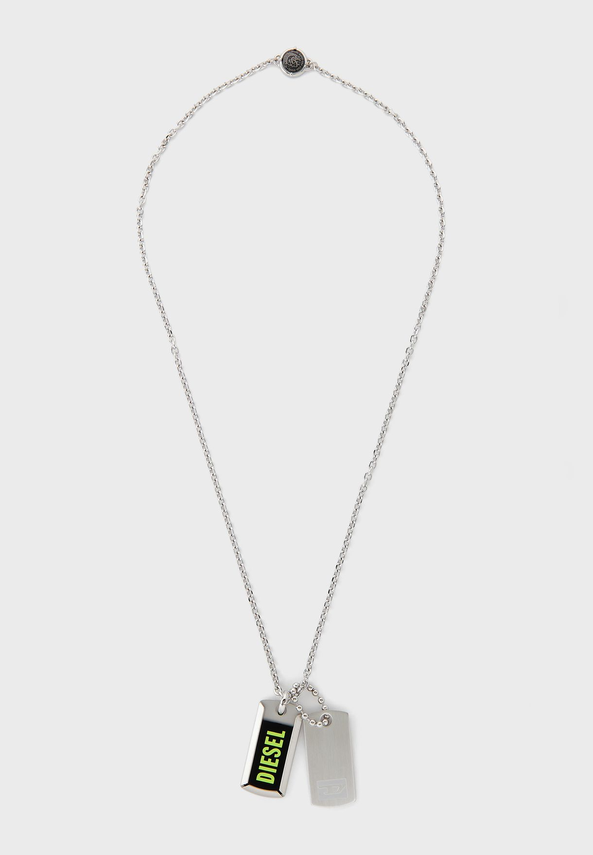 Double Dogtags Necklace