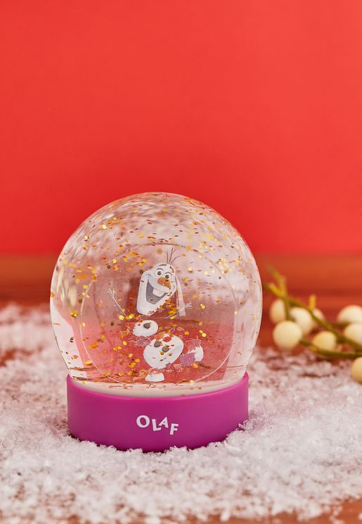 Christmas Frozen 2 Olaf Snow Globe