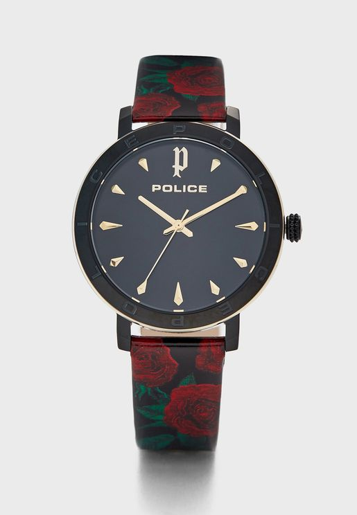 Ponta Analog Watch
