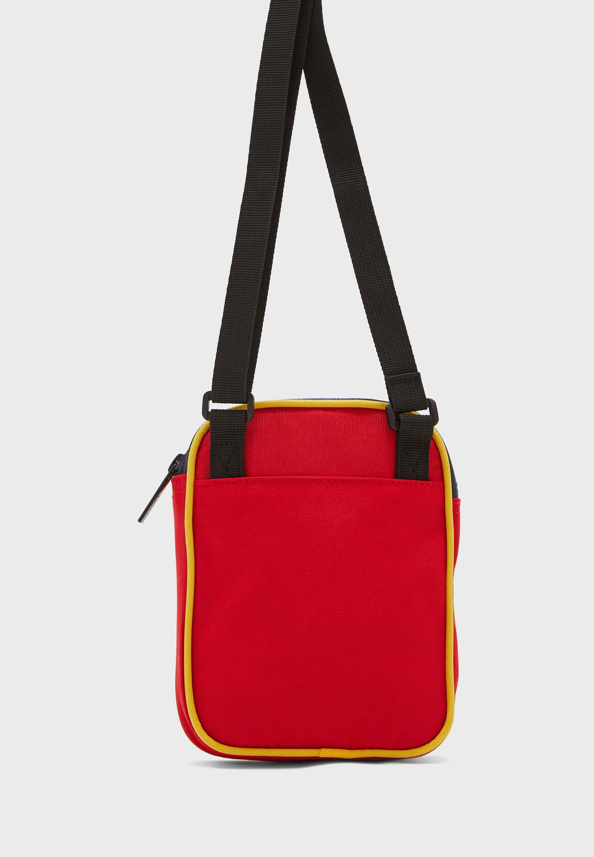 Signature Colour Block Messenger