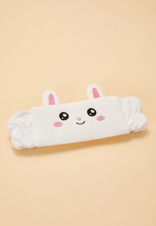 Bunny Towel Headband