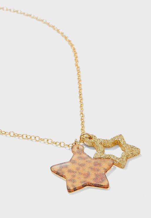 Kids Star Charm Necklace