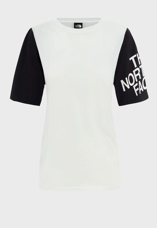 Squared Boxy T-Shirt