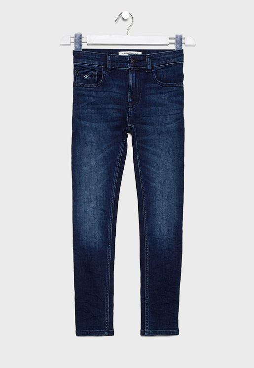 Kids Essential Denim Jeans