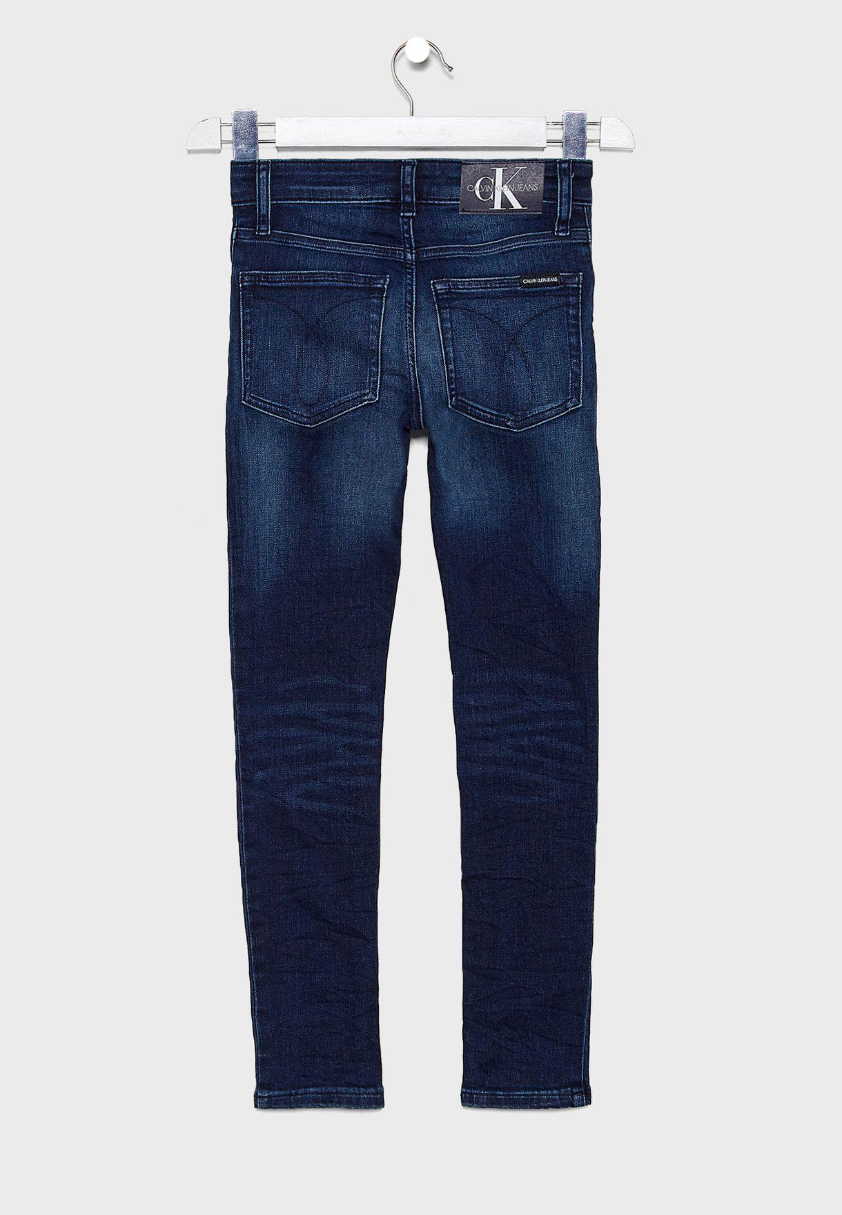 Kids Essential Denim Jeans